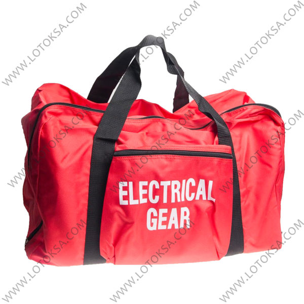 LOTO Electrical Gear Carry Bag
