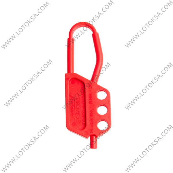 Hasp Nylon 6.0mm Shackle